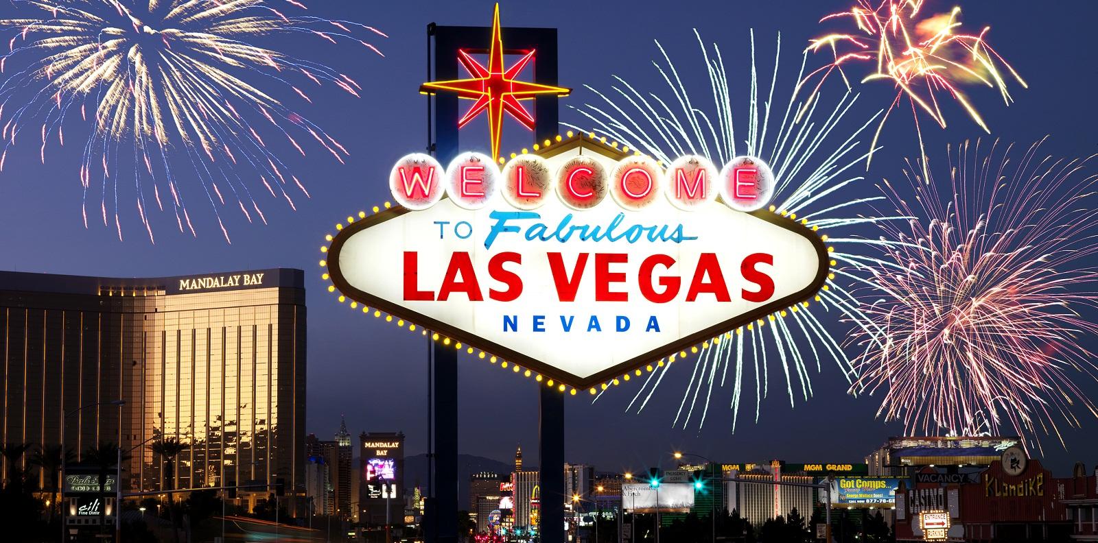 Vacances à Las Vegas : le pourtour