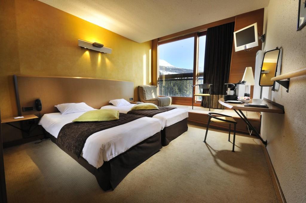 Vacances au ski le choix de son h bergement 1001 - Location chambre hotel au mois ...