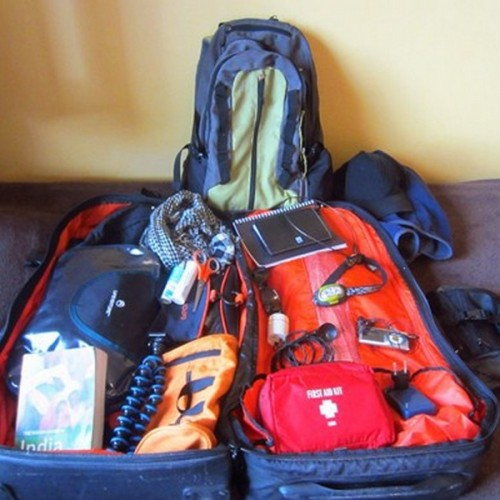 Les objets qui peuvent être utiles lors d'un voyage