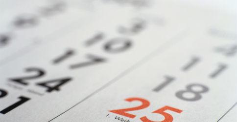 Planifiez déjà vos vacances pour 2017