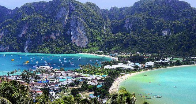 Thaïlande : se rendre à Koh Phi Phi